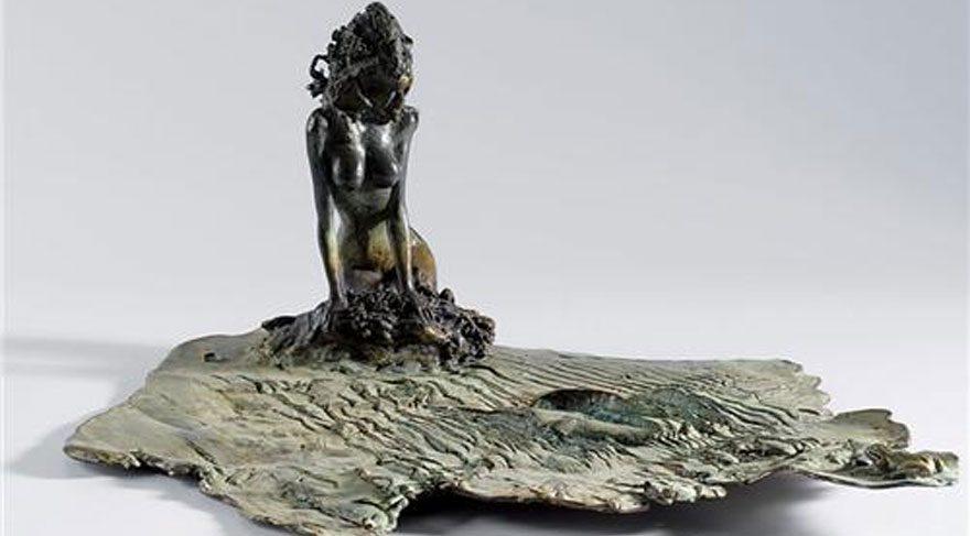 Türk heykel sanatının özgün ismi İKÜSAG'da