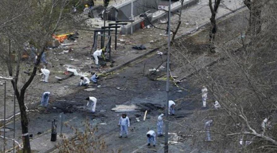 Son dönemde Türkiye'de düzenlenen terör saldırıları