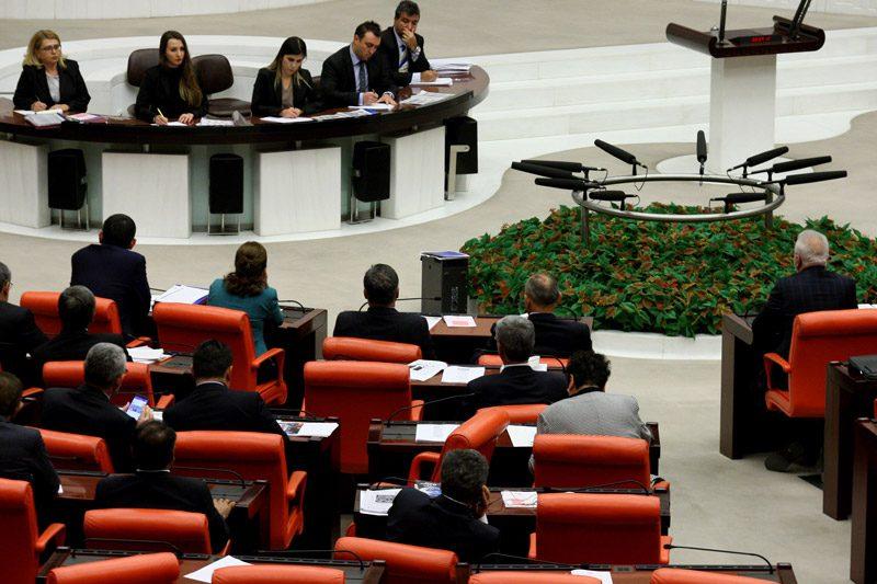 FOTO:SÖZCÜ- Zekeriya ALBAYRAK - Önerge tartışmalar arasında kabul edildi.