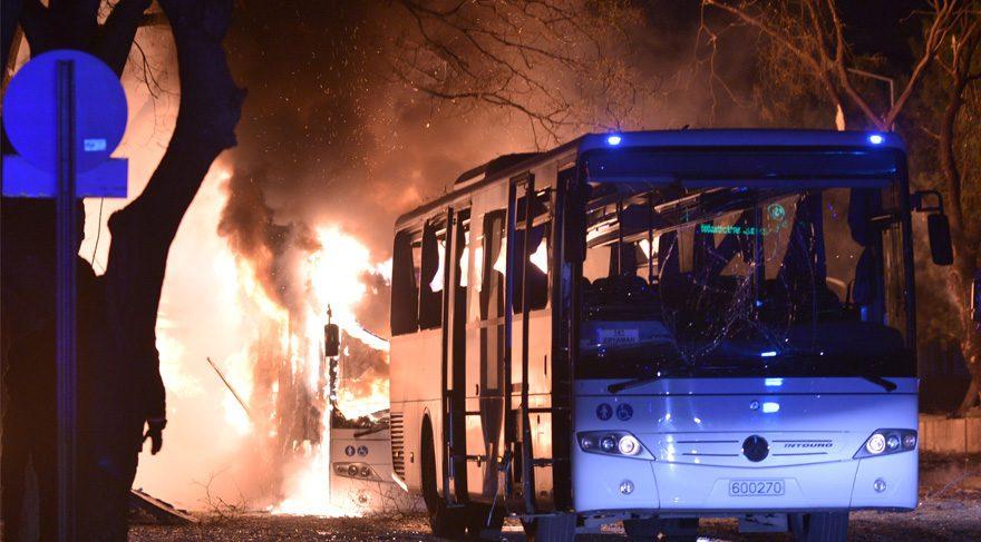 Merasim Sokak'taki terör saldırısına ilişkin iddianame hazırlandı