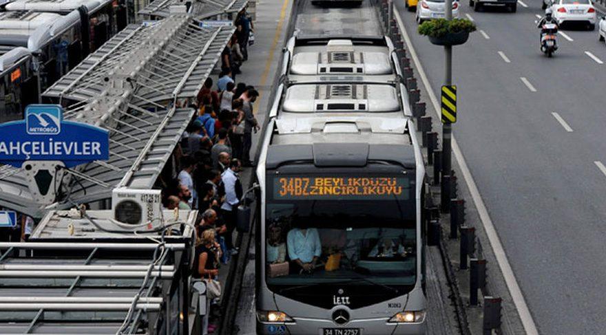 metrobüs ile ilgili görsel sonucu