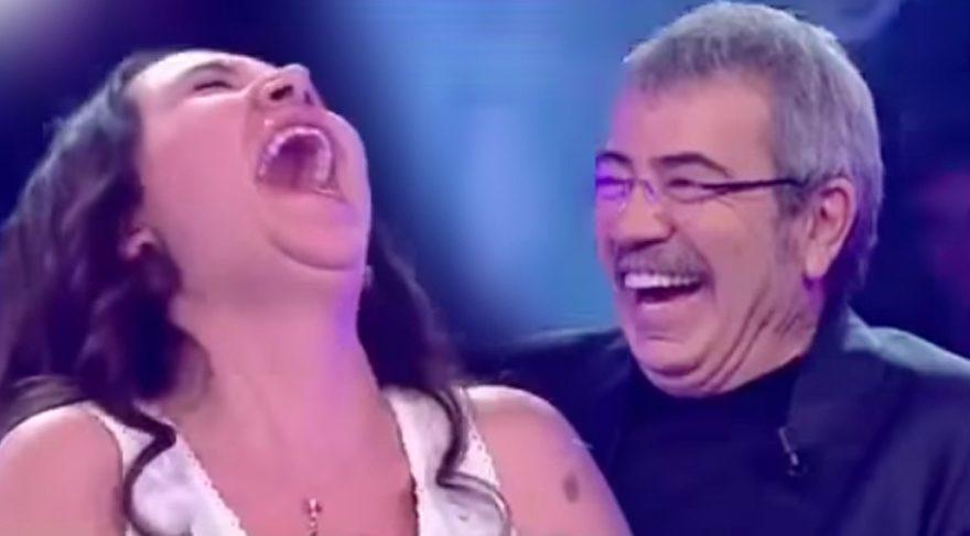 Kim Milyoner Olmak İster yarışmacısı Derya Didem Kundakçı'nın kahkahaları geceye damga vurdu