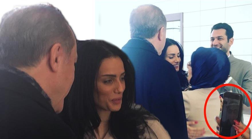 Murat Yıldırım sevgilisi Imane Elbani'yi davul ve zurnayla karşıladı