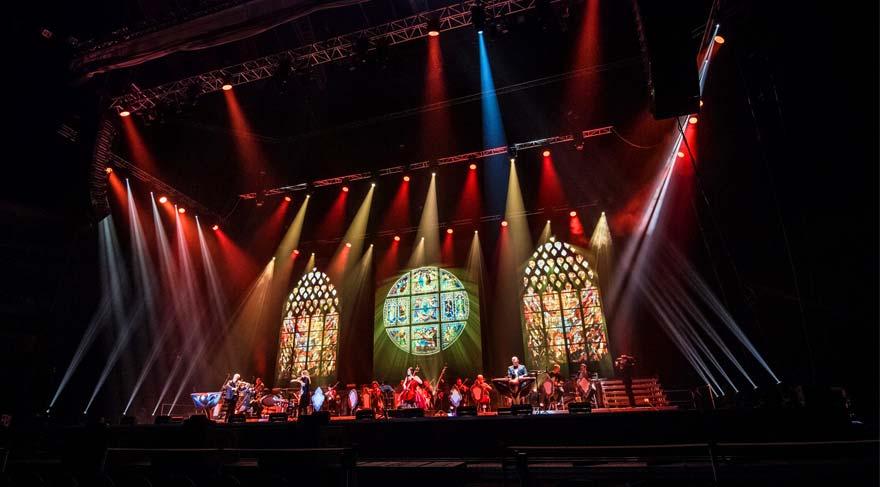 3 boyutlu müzikal Vivaldianno City of Mirrors İstanbul'da
