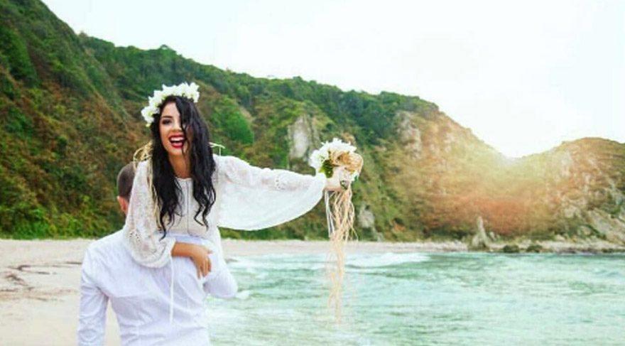 Kısmetse Olur'da evlenen Nur ve Batuhan'ın bebek heyecanı