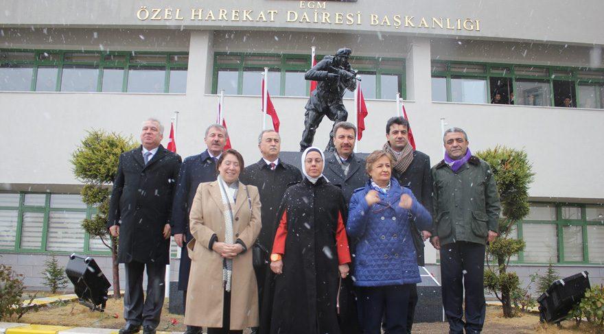 Darbe Komisyonu, Özel Harekat Daire Başkanlığı'nda