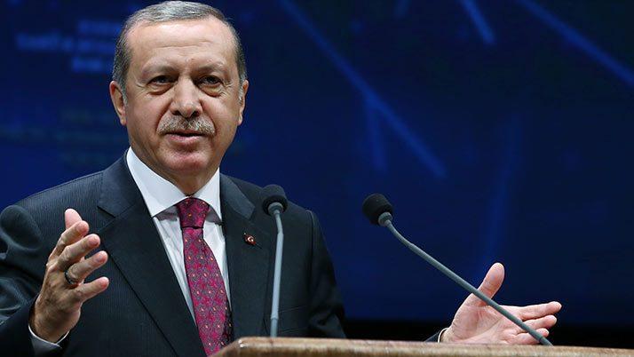 Erdoğan Milli Tarım Projesi'nde konuştu