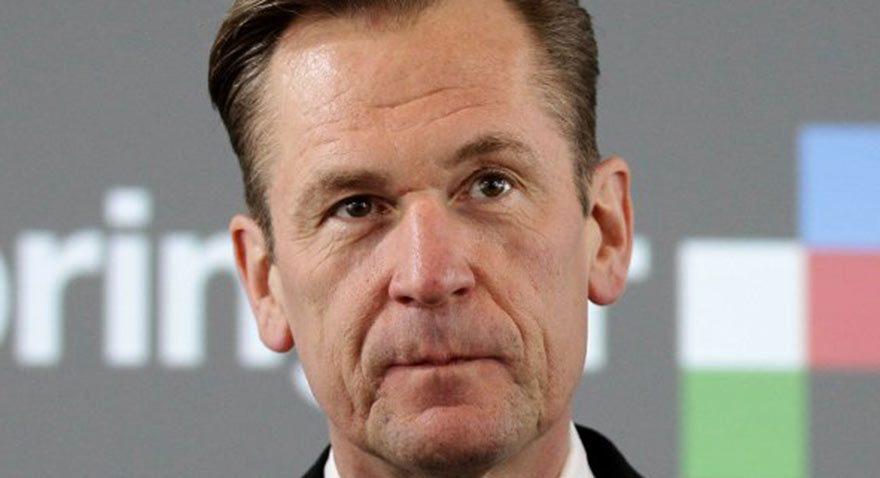 Axel Springer Doğan Yayın Holding'den çıkıyor