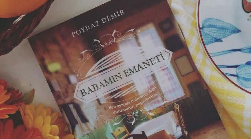 Poyraz Demir, 'Babamın Emaneti'ni okurla buluşturuyor