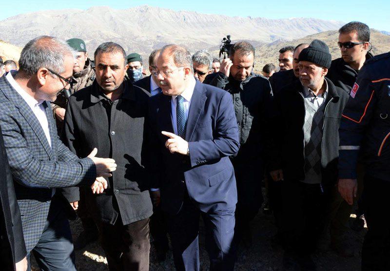 FOTO:DHA - Sağlık Bakanı Recep Akdağ