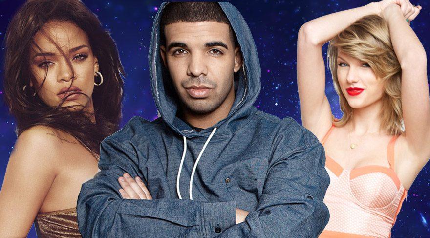 Drake'ten Taylor Swift'in kedilerine hediye yağmuru