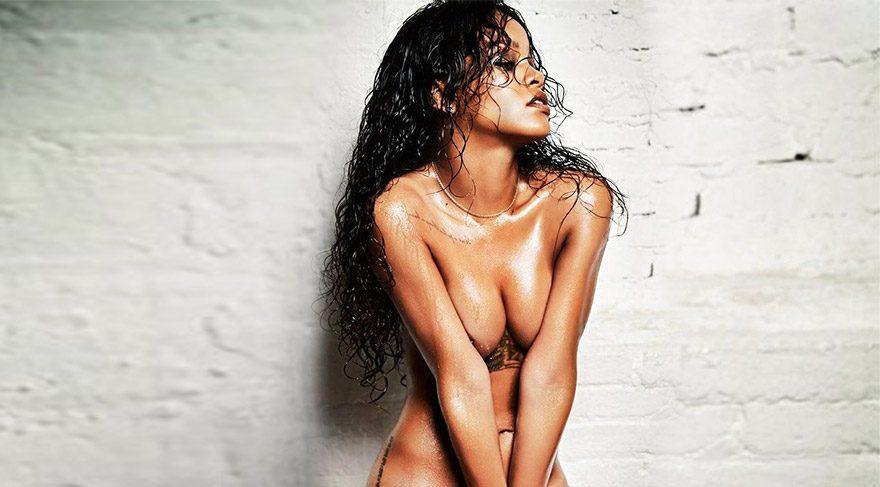Şok eden Rihanna olayları
