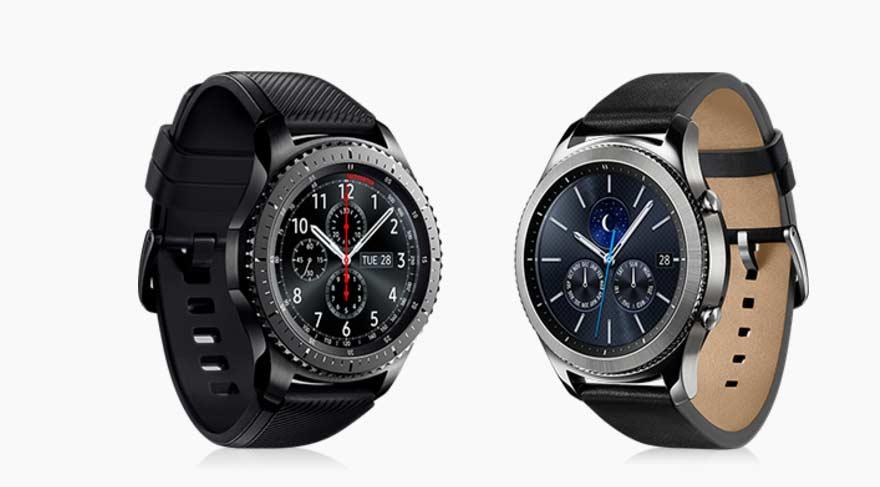 Samsung Gear S3 Türkiye'ye geliyor