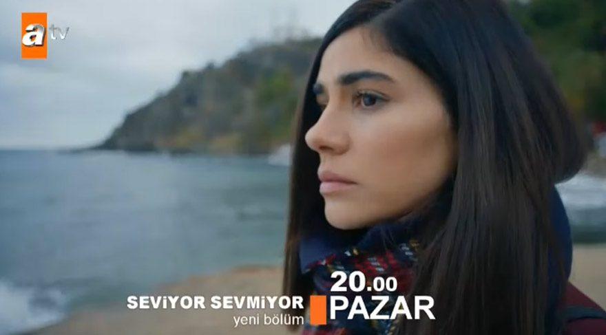Seviyor Sevmiyor 18. bölüm fragmanı izle: Deniz Tuna aşkı!