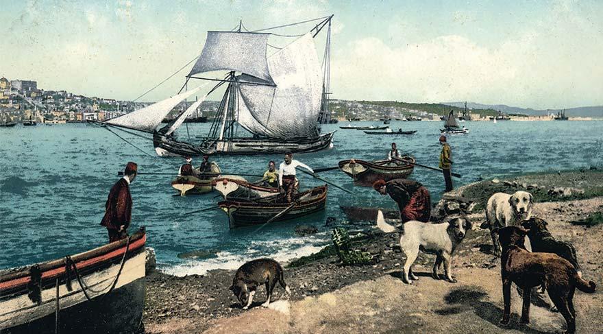 İstanbul kent tarihine farklı bir bakış…