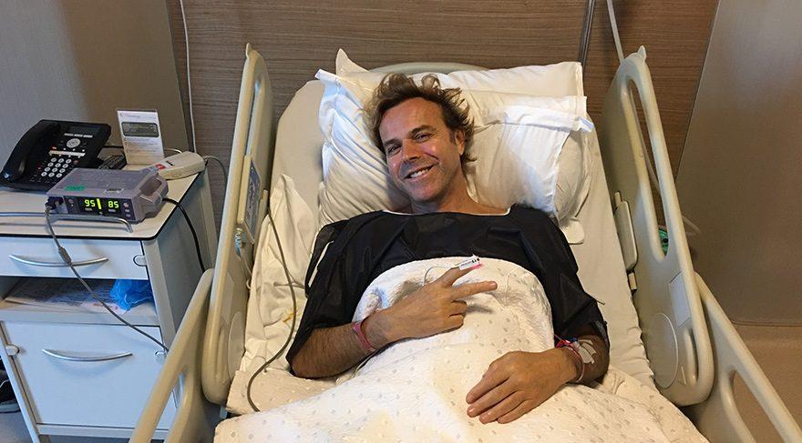 Soner Arıca ameliyata alındı