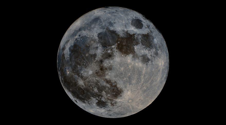 Instagram kullanıcılarından Süper Ay fotoğrafları