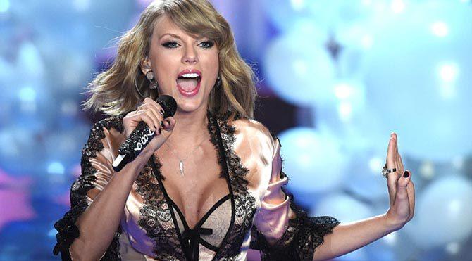 Taylor Swift zirvenin sahibi!