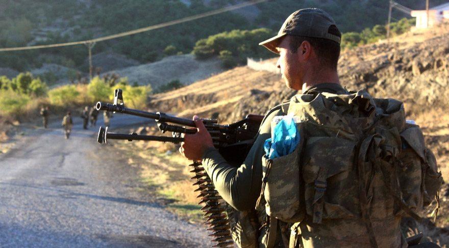 Hakkari'de 4 ayda 540 PKK'lı öldürüldü