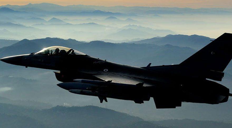 Türk jetleri IŞİD'i vurdu: 11 ölü