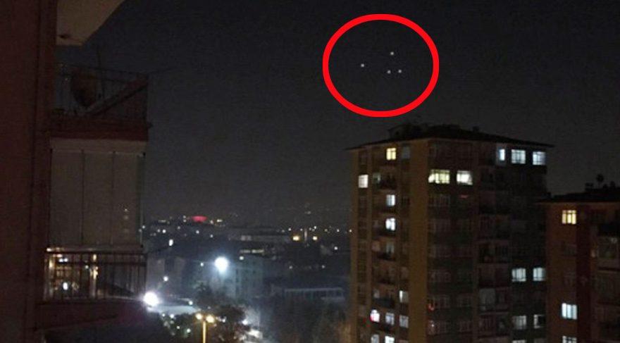 UFO'lar Türkiye'ye sosyal medyadan saldırdı