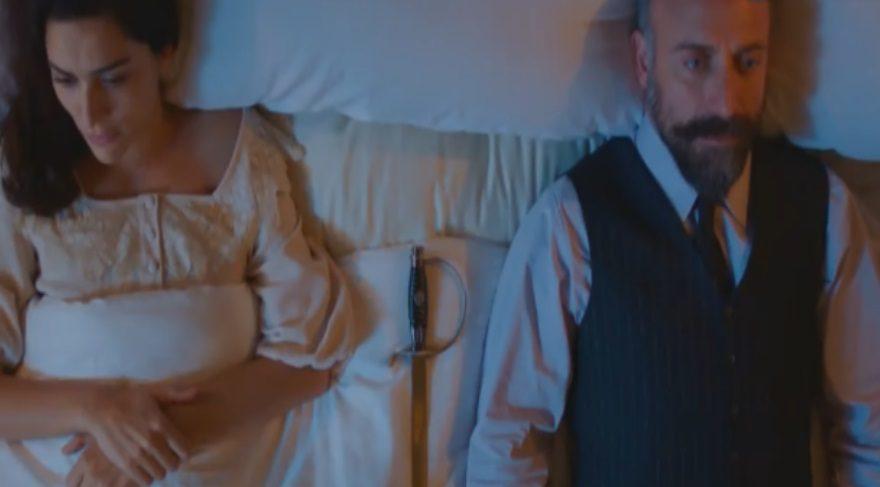Vatanım Sensin 4. bölüm fragmanı: Cevdet'le Azize'nin aşkı yeniden mi filizleniyor?