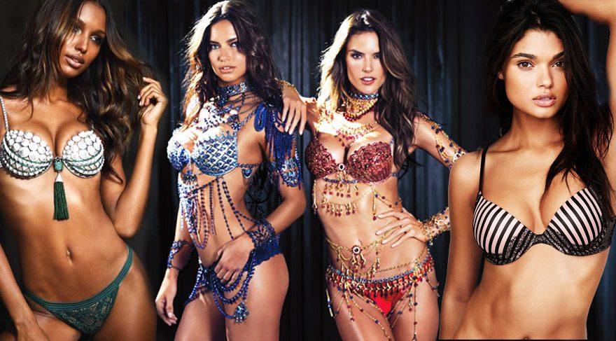 Victoria's Secret 2016 defile kadrosu