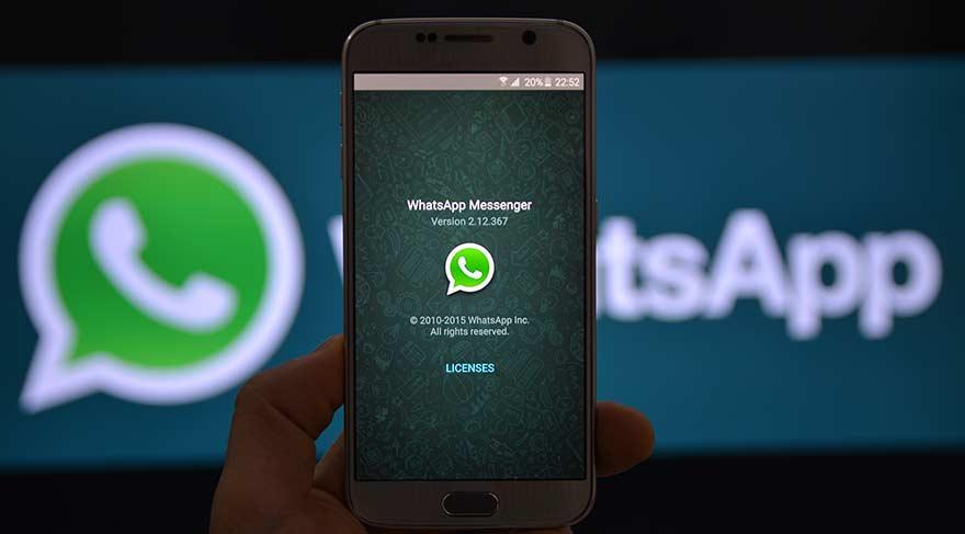 WhatsApp 2018'den itibaren bu telefonlarda olmayacak