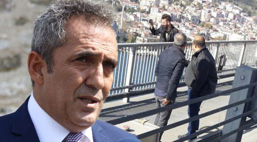 Yavuz Bingöl, 15 Temmuz Şehitler Köprüsü'nde hayat kurtardı