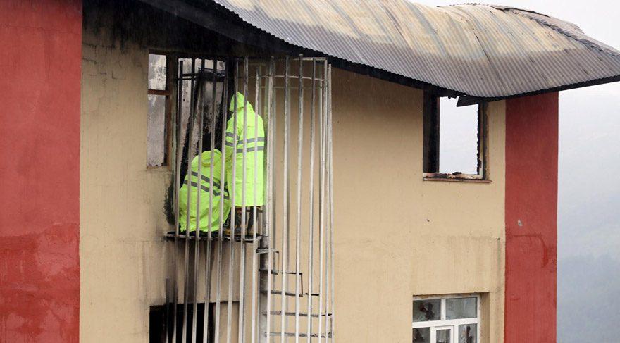 Veysi Kaynak: Yangın merdiveninde kilit yokmuş