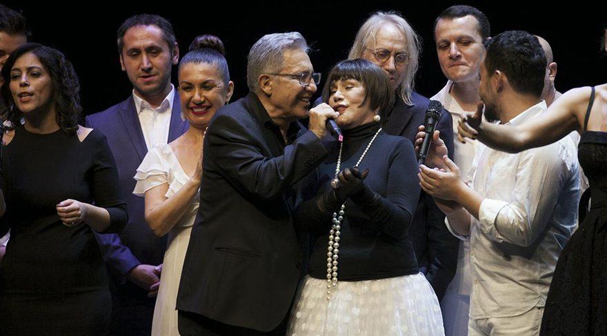Zülfü Livaneli, sanat hayatının 50. yılını kutladı