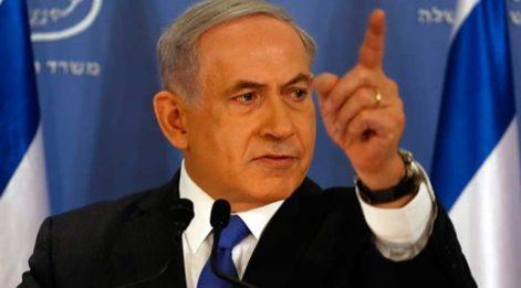 Netanyahu'dan Kerry'ye sert tepki!