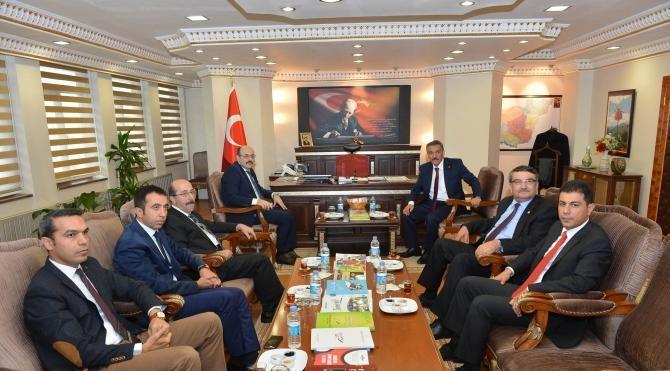 YÖK Başkanı'ndan Tunceli'de AleviBektaşilik Araştırmaları Enstitüsü sözü