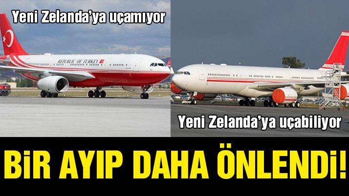 İşte Türkiye'nin VIP uçak filosu