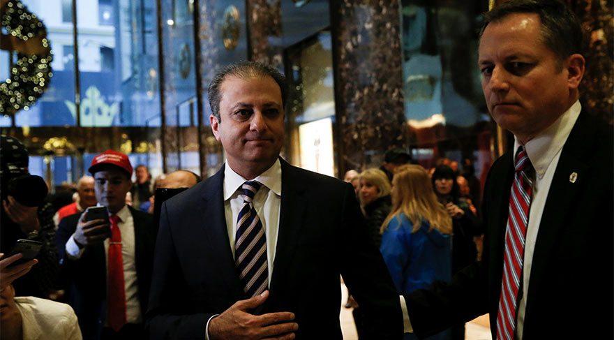 Savcı Bharara, Trump'ın teklifini kabul etti