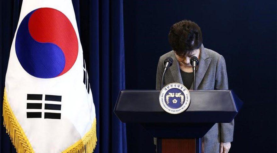 Güney Kore Cumhurbaşkanı hakkında karar verildi!
