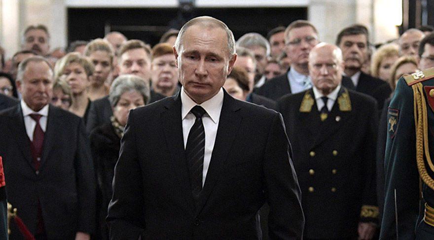Putin'in sır küpü arabasında ölü bulundu