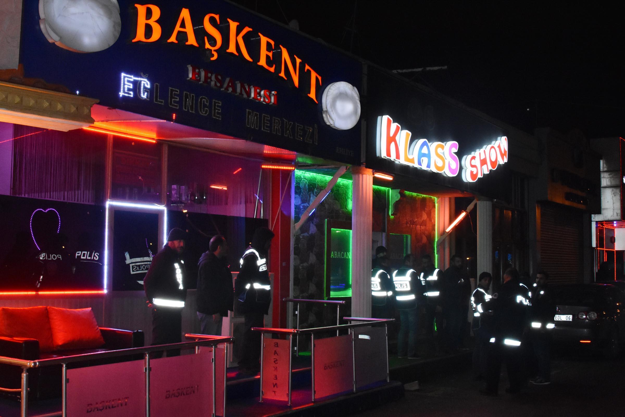 Konya'da 500 polisle huzur operasyonu