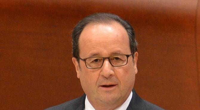 Fransa Cumhurbaşkanı Hollande, seçimde aday olmayacağını açıkladı