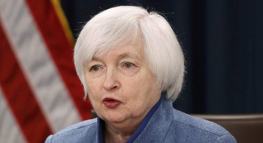 Fed Başkanı Janet Yellen'dan faiz açıklamaları
