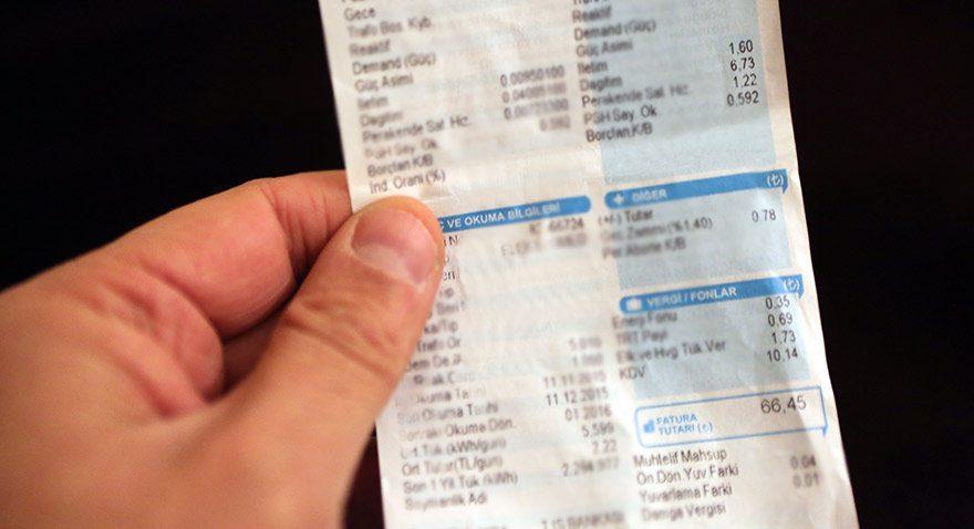 82 TL üstünde elektrik faturası ödeyen şirketini seçecek