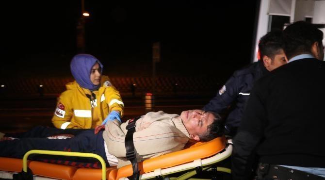 Bileklerini kesen taksiciyi arkadaşının ihbarı kurtardı
