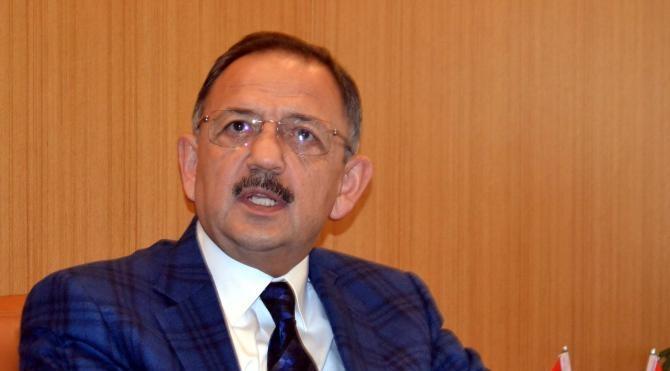 Bakan Özhaseki: Yeni sistemle iki başlılığı kaldırmak istiyoruz