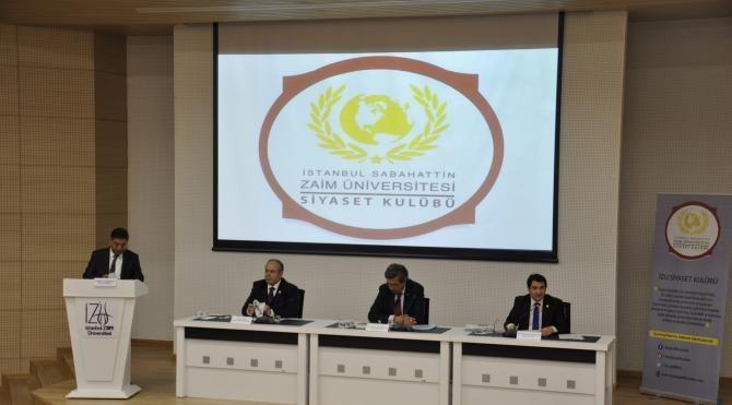MHP'li Aksu: '15 Temmuz bize siyasi mülahazanın vatanın bekasından daha önemli olmadığını gösterdi'