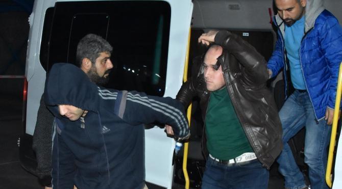 Konya'daki FETÖ operasyonunda 14 subay ve astsubay tutuklandı