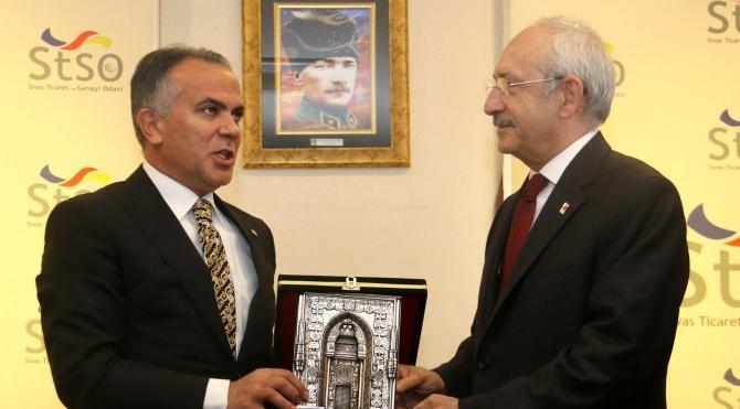 Kılıçdaroğlu Sivas'a geldi (2)