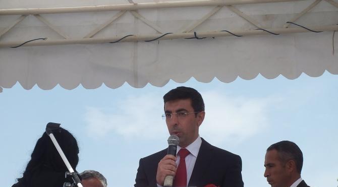 Malazgirt Belediyesi'ne Kaymakam Kırlı atandı