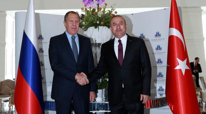 Lavrov: Türk askerlerinin şehit edilmesiyle bizim ilgimiz yok