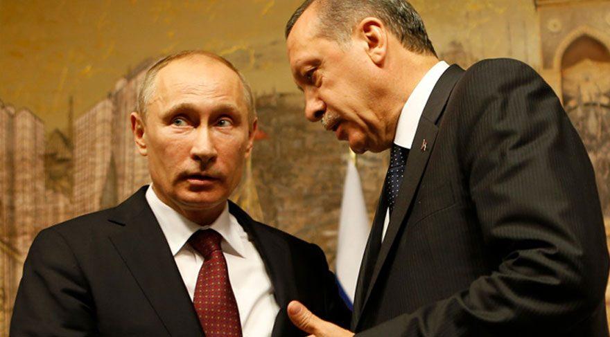 Putin ve Erdoğan, 2017'nin başında görüşecek