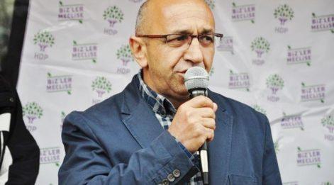 HDP'li vekil Alican Önlü gözaltına alındı